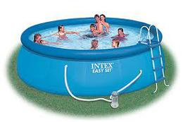INTEX 28168, 54916 Наливной бассейн Easy Set Pool (457х122 см)
