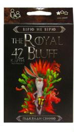 Игра Верю не верю the Royal Bluff (RBL-01-01)