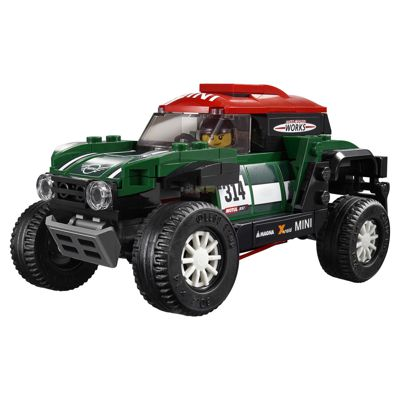 Конструктор Speed Champions Mini Cooper (11257)