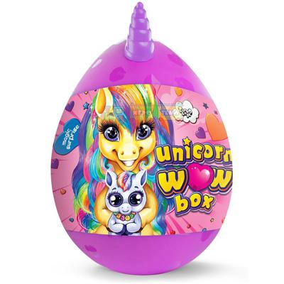 Креативный набор Unicorn Wow Box Danko toys (UWB-01-01)