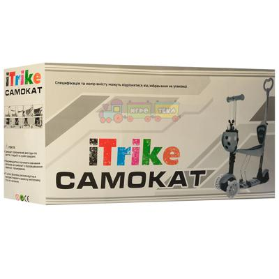 Самокат iTrike JR 3-026-L