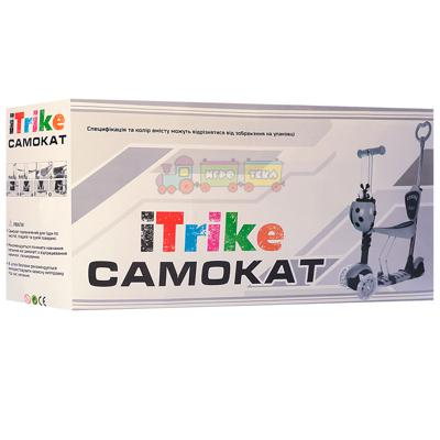 Самокат iTrike JR 3-026-N