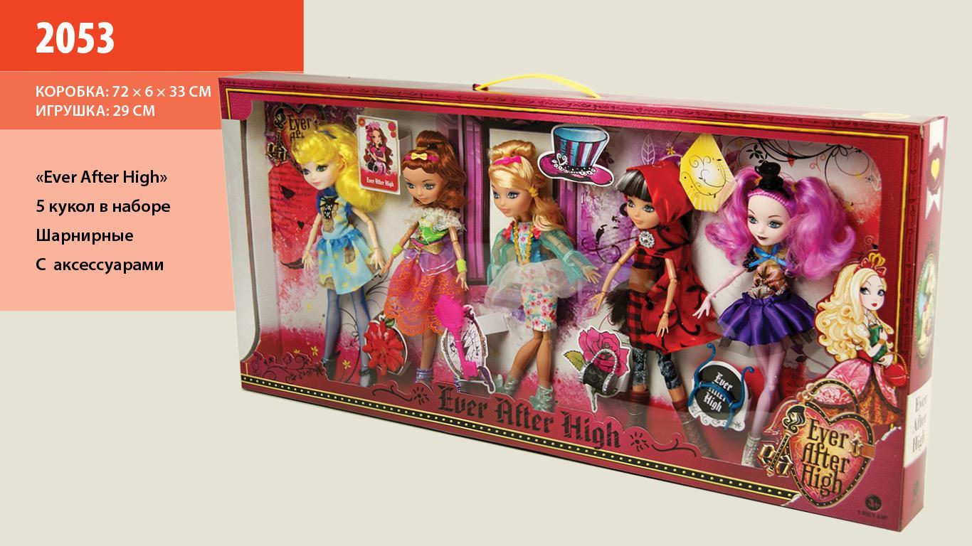 Кукла Ever After High 2053 (7236) оптом и в розницу Игротека